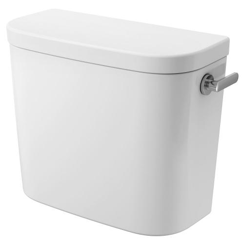 Product Image - Essence Essence 1.28 Gpf Right Hand Trip Lever Toilet Tank Only