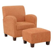 Aiden Chair & Ottoman