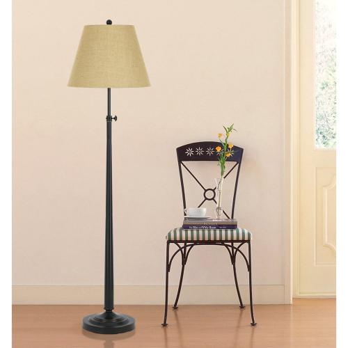 Cal Lighting & Accessories - 150W Madison Floor Lamp