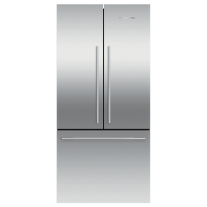 "Freestanding French Door Refrigerator Freezer, 32"", 16.9 cu ft, Ice Product Image"