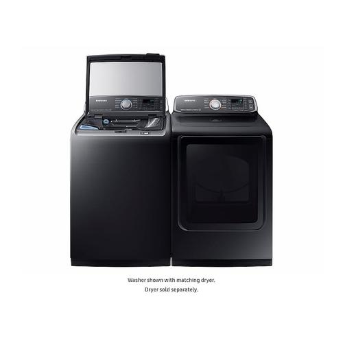 5.2 cu. ft. activewash™ Top Load Washer in Black Stainless Steel