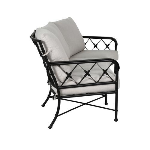 Castelle - Preserve Cushioned Crescent Sofa