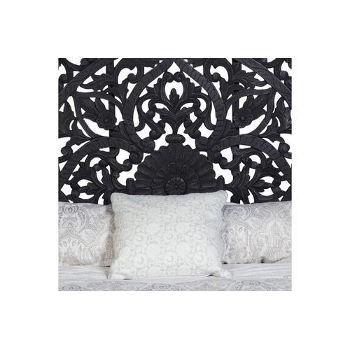 Bali Black Queen Bed, SB-CBD-B