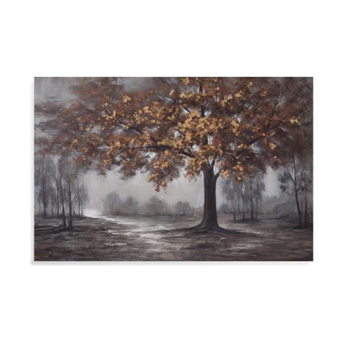 Bassett Mirror Company - Fall Landscape