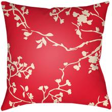 """View Product - Chinoiserie Floral CF-008 18""""H x 18""""W"""