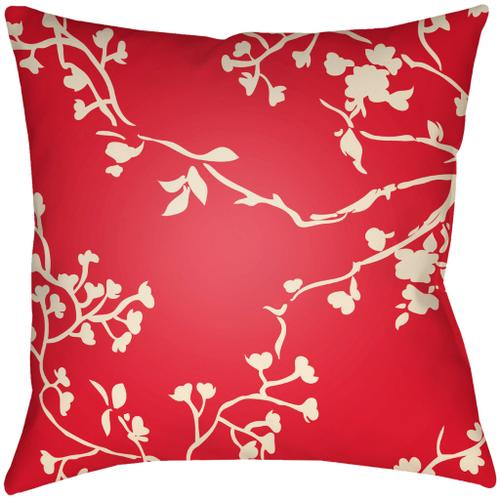 "Chinoiserie Floral CF-008 20""H x 20""W"