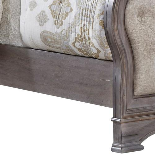 Simply Charming Cal King Side Rails