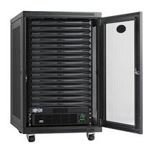 EdgeReady Micro Data Center - 15U, 1.5 kVA UPS, Network Management and PDU, 230V Assembled/Tested Unit