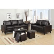 View Product - Sofa Set W/ 3-pcs Ottoman Set