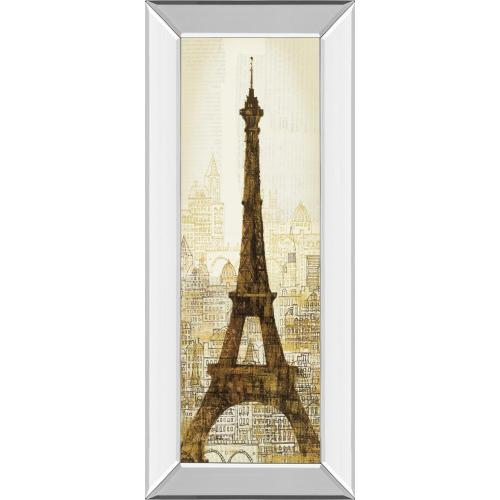 Classy Art - 5th Ave Anatole By Avery Tillmon (mirrored Frame)