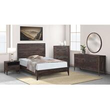 Fall River Obsidian Bedroom Set, HC4482S01