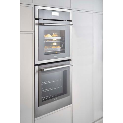 Combination Wall Oven 30'' Masterpiece® Stainless Steel MEM301WS