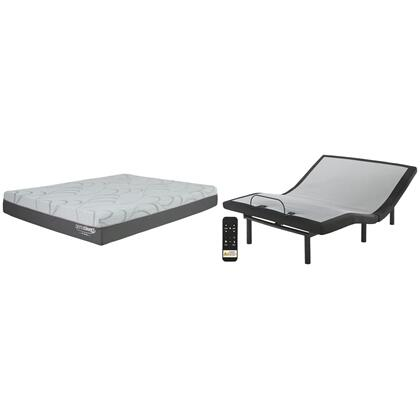 See Details - Palisades Queen Mattress and Adjustable Base