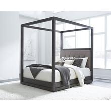 Oxford Full Canopy Bed