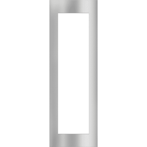 KFP 6700 ed - Stainless steel front