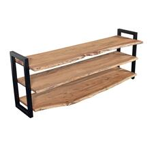 Manzanita Natural Acacia Shelves, VCA-BS66N