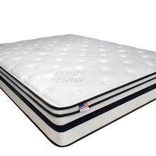 "Queen-Size Fairen 12"" Euro Pillow Top Mattress [non-flip]"