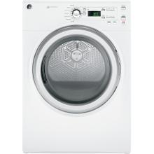 GE® 7.0 Cu. Ft. Capacity Electric Dryer (This is a Stock Photo, actual unit (s) appearance may contain cosmetic blemishes. Please call store if you would like actual pictures). This unit carries our 6 month warranty, MANUFACTURER WARRANTY and REBATE NOT VALID with this item. ISI 34987