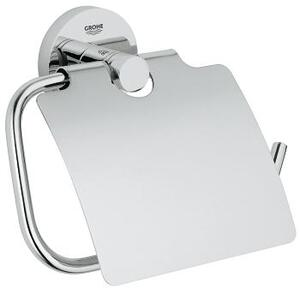 Chrome Toilet Paper Holder Product Image