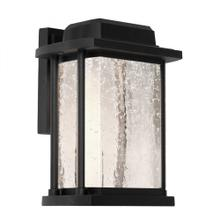 View Product - Addison AC9122BK Outdoor Wall Light