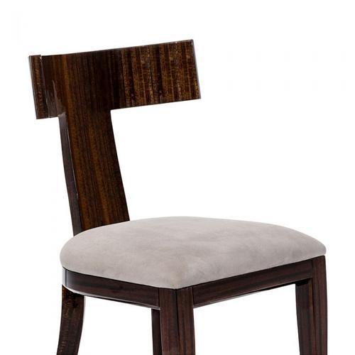 Marlow Klismos Chair - Eucalyptus