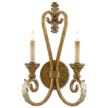See Details - Orleans Gold Wall Sconce