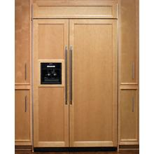 "48"" Integrated Built-In Refrigerator with Ice and Water Dispenser"