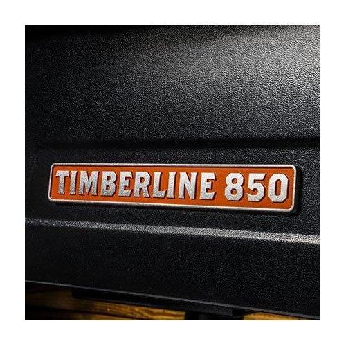 Gallery - Traeger Timberline 850 Pellet Grill