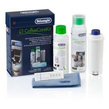 See Details - Coffee Care Kit, Espresso Machine Maintenance Bundle (Descaler, Water Filter, Milk Residue Remover & More) - DLSC306
