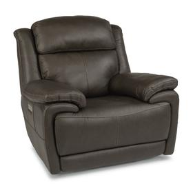 Elijah Power Recliner with Power Headrest & Lumbar