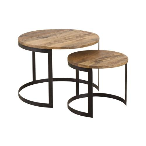 Stein World - Craighorn Accent Tables (set of 2)