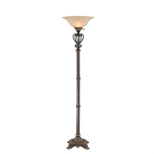 Stein World - Lyon Torchiere Floor Lamp