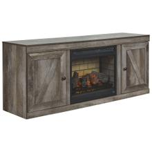 "Wynnlow 60"" TV Stand With Electric Fireplace"