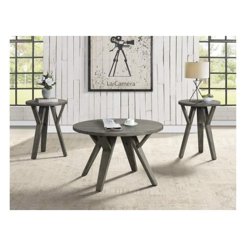 Product Image - 7642 Cocktail and End Table Set