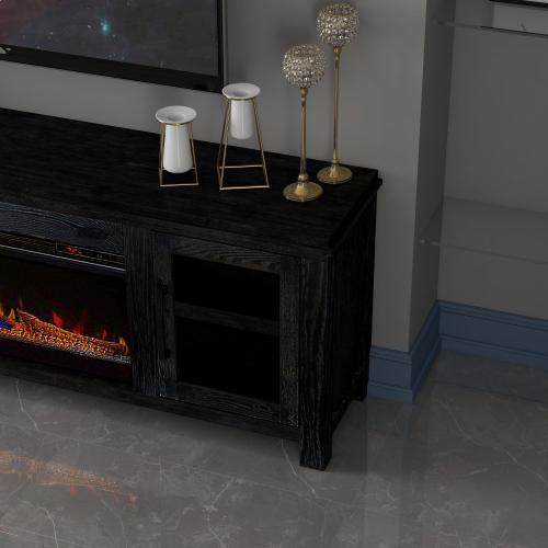 "Legends - Tybee 85"" Fireplace Console"