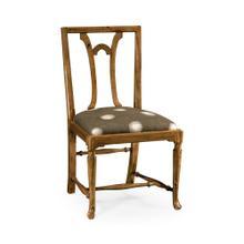 Lewellen Grey Fruitwood Side Chair