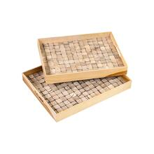 See Details - Ecotessa Coconut Tray Set