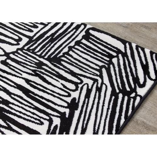 Ice 46308 White Black 8 x 11