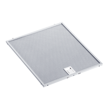 Grease filter Metal 319x272x9 - Grease filter Made from high-quality stainless steel.