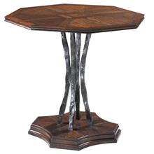 TOTH OCTAGONAL LAMP TABLE