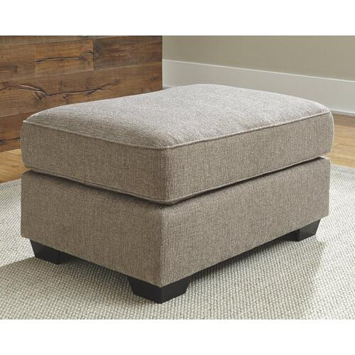 Benchcraft - Pantomine Oversized Accent Ottoman
