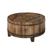 See Details - Round Cocktail Table