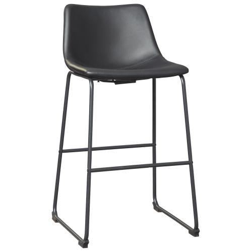 Upholstered Tall Barstool