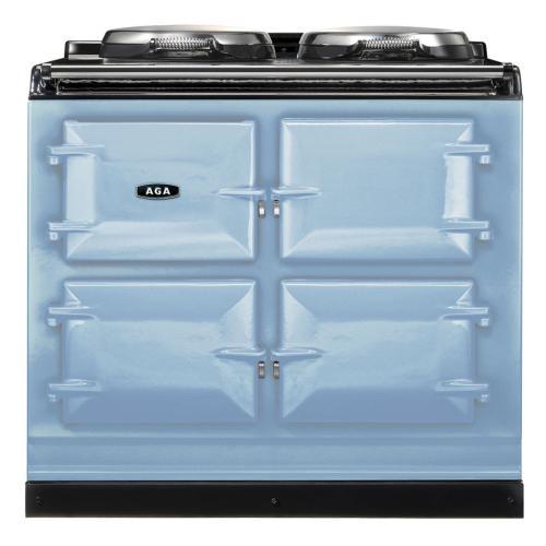 Claret AGA Dual Control 3-Oven Natural Gas