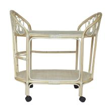 See Details - Rattan Trolly