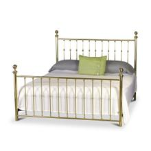 View Product - 104 Palisade Brass Bed