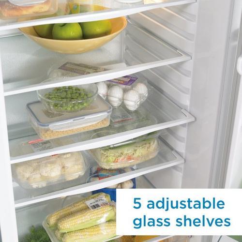 Danby - Danby Designer 11 cu. ft. Apartment Size Refrigerator