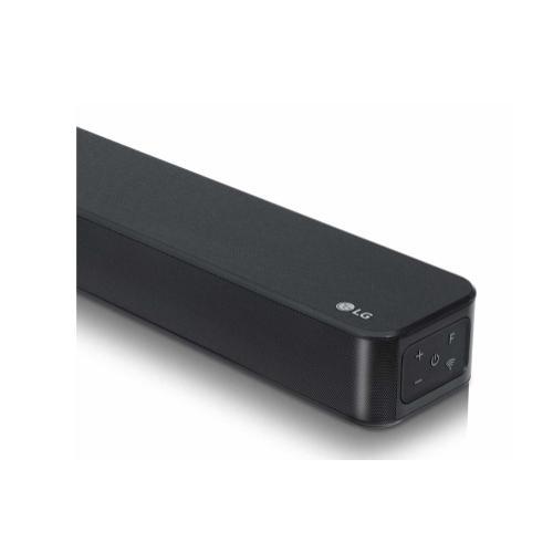 Gallery - LG SLM6Y 3.1 Channel 420W Sound Bar w/DTS Virtual X & High Resolution Audio