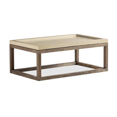 Maitland-Smith - ILYA COCKTAIL TABLE