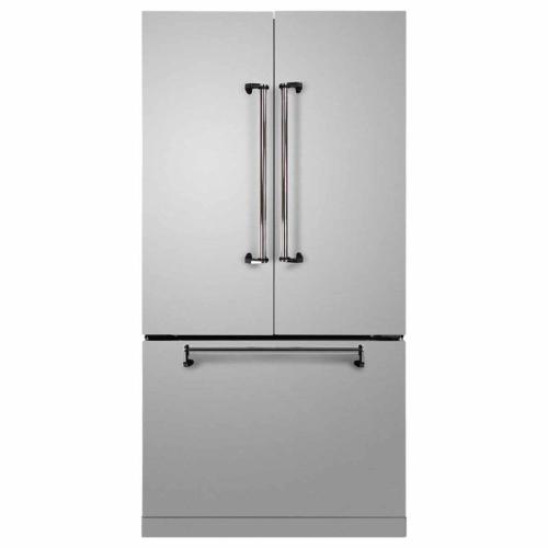 "Cranberry AGA Marvel Legacy 36"" French Door Counter Depth Refrigerator"